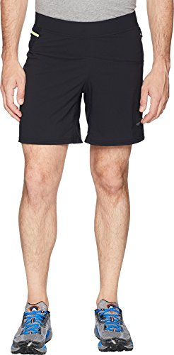 Brooks Mens Running Shorts - Brooks Men's Cascadia 7