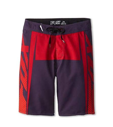 Fox Kids Boys Trench Boardshort (Big Kids), Purple Haze, 25 (10