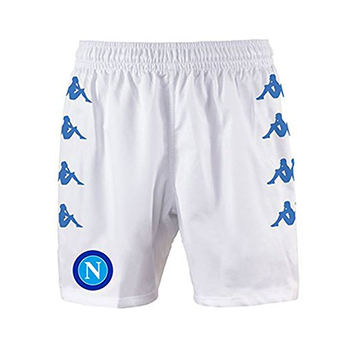 Kappa 2016-2017 Napoli Away Shorts ()