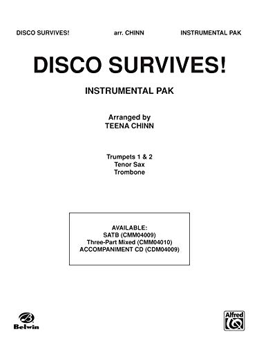 "Disco Survives! (a Medley): Featuring ""Boogie Fever,"" ""Dancing Queen,"" ""How Deep Is Your Love,"" ""Stayin"