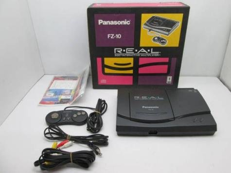 REAL2廉価版3DO(FZ-10)本体