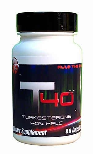 Force Pro T40-2.0 facteur Super masse Turkesterone Tribulus avancé Bodybuilding suppléments extrême Muscle Builder
