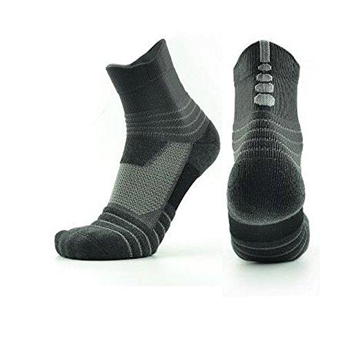 Amazon.com: Big Foot para hombre Crew de baloncesto Cojín ...