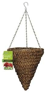 Gardman - Maceta para jacinto de agua (para colgar, 35,56 cm)