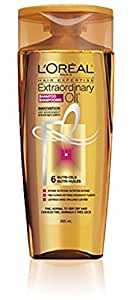 L'Oreal Paris Hair Expertise Extraordinary Oils Shampoo 385ml
