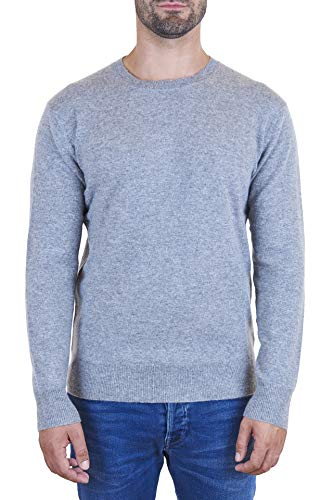 xxl 100 A mere Cachemire Peltro Uomo Girocollo Bio ch Cash Maglione s Da Pullover Sweater vqOqYT