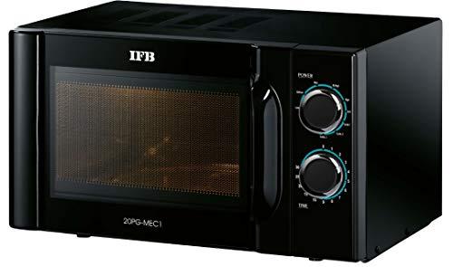IFB 20 L Grill Microwave Oven  20PG MEC1, Black