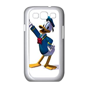 Samsung Galaxy S3 9300 Cell Phone Case White Donald Duck D2302926