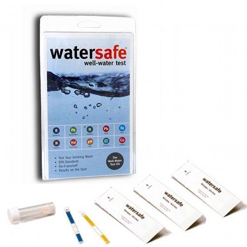 4. Watersafe WS425W Well Water Test Kit