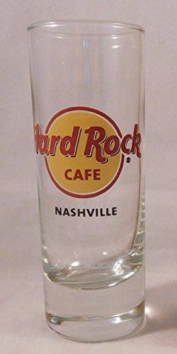 HARD ROCK CAFE NASHVILLE Shot Glass/Shooter