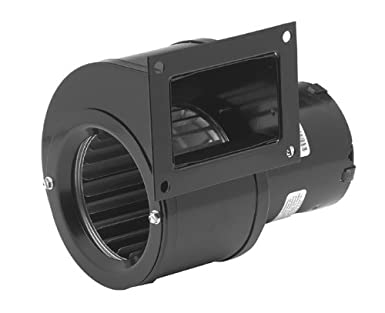 Fasco A166 Centrifugal Blower with Sleeve Bearing, 3,200 rpm, 115V, on