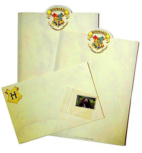 Hogwarts Parchment Letter Writing Kit product image