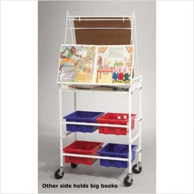 Best-Rite Mfg. Cart Easel Teaching Center by Best-Rite (Image #1)