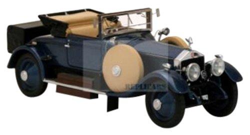 1/43 ロールスロイス シルバー ゴースト ドクターズ クーペ 1920 ブルーメタリック NEO44243