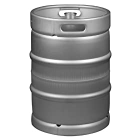Kegco 15.5 Gallon Commercial Keg