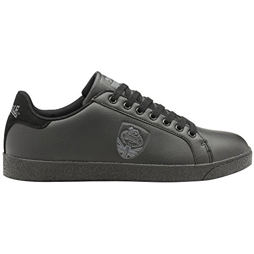 basse Lowton Lonsdale uomo Sneakers Nero da 5dYqUxH