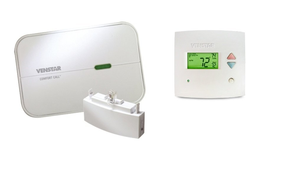 Venstar T1700 Residential Programmable Comfort Call Thermostat Kit