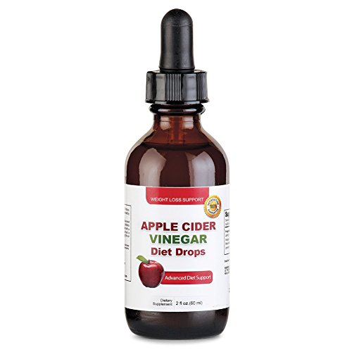 Apple Cider Vinegar Diet Drops by Collections Etc