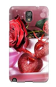 Hot Tpye God Loves Case Cover For Galaxy Note 3
