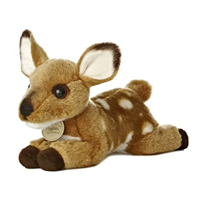 "Aurora World 26165 Miyoni Fawn 9"" Plush: Toys & Games"