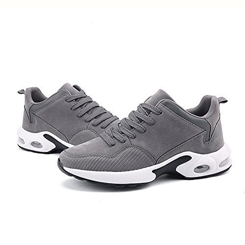 Men's Shoes Feifei Spring and Autumn Movement Casual Shoes 3 Colors (Color : 02, Size : EU43/UK9/CN44)