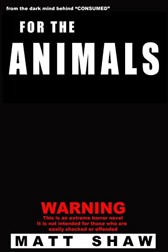 Download PDF For the Animals - an extreme horror
