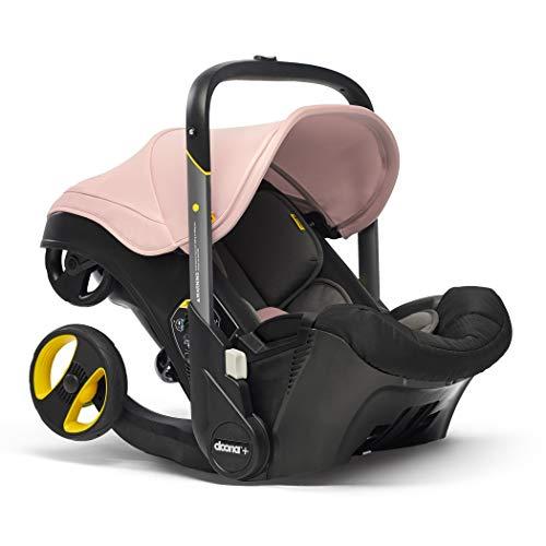 41Zd JG2MIL - Doona Infant Car Seat & Latch Base – Car Seat To Stroller – Blush Pink – US Version