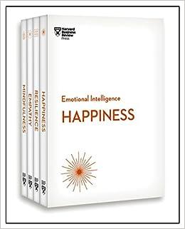 Harvard Business Review Emotional Intelligence (HBR Emotional  Intelligence): Harvard Business Review, Daniel Goleman, Ellen Langer,  Christina Congleton, ...
