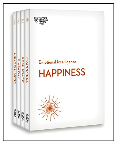 Harvard Business Review Emotional Intelligence (HBR Emotional Intelligence) by Harvard Business School Pr