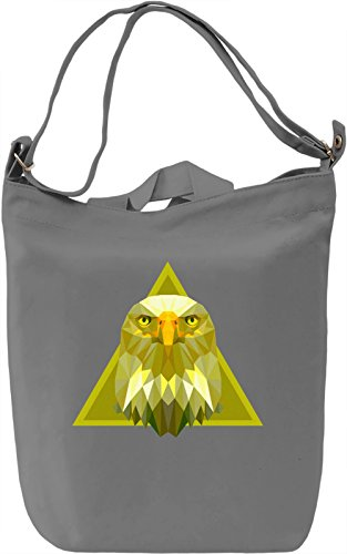 Beauty Of Eagle Borsa Giornaliera Canvas Canvas Day Bag| 100% Premium Cotton Canvas| DTG Printing|