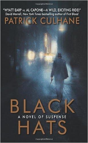 Book Black Hats: A Novel of Suspense by Patrick Culhane (2008-05-01)