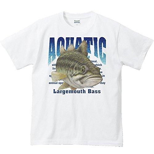 厚くするあいにく日焼けエムワイディエス(MYDS) オオクチバス(水棲生物シリーズ)/半袖Tシャツ