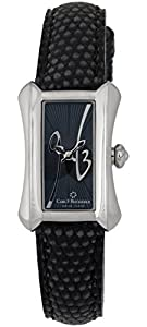 Carl F. Bucherer Alacria Princess Stainless Steel Womens Strap Watch 00.10703.08.32.01