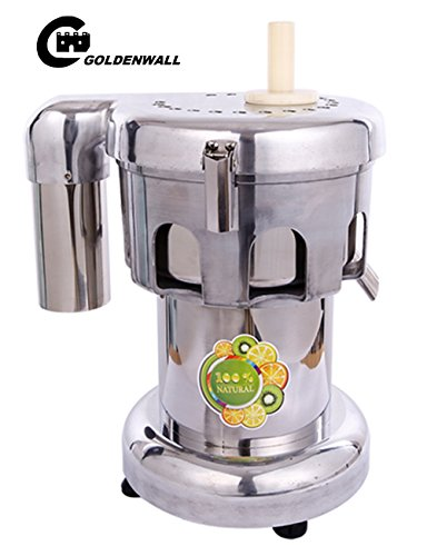100-120kg/hr Professional stainless steel Commercial Juice Extractor Vegetable Juicer Electric Juice Machine juice squeezer 110V/220V by CGOLDENWALL (Image #6)