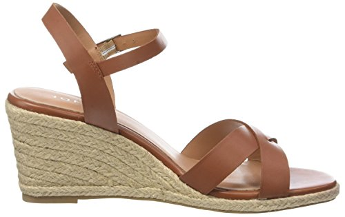 Jonak Damen 723xx Espadrillas Marron (sequioa Cammello)