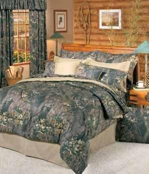 Mossy Oak Comforter Set - New Breakup - Twin
