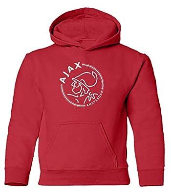 Spark Apparel New Soccer Amsterdam Youth Hooded Sweatshirt
