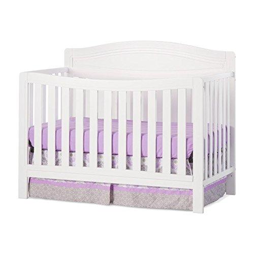 Child Craft Dresden 4-in-1 Convertible Crib