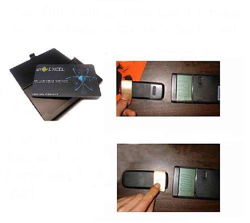 Pack of 5 Bioexcel Scalar Energy Zero Point Energy Healing Nano Wand
