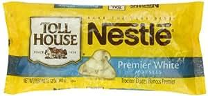 Nestle Toll House Premier White Morsels 12 oz