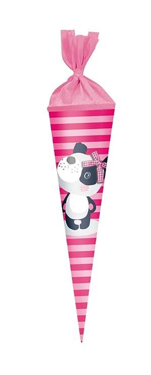 """Herlitz Schultüte 35cm rund Länge Zuckertüte Panda/"""" /""""Sweety"""