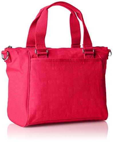 Rose Porté Kipling Flamboyant Amiel Sac Pink épaule B8wnCUwP