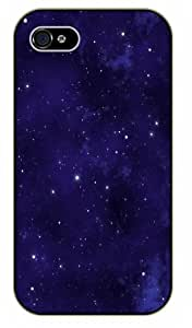 iPhone 5 / 5s Deep Space - black plastic case / Space, Stars, Fantasy