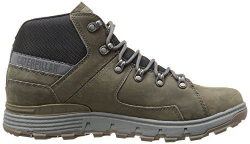 Caterpillar Mens Stiction Randonneur Randonnée Botte Sombre Mouette Gris