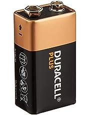 """Duracell DUR105522 alkaline batterij""""PLUS POWER"""", E-Block 9V, 2 stuks"""