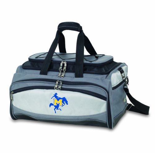 - NCAA McNeese State Cowboys Buccaneer Tailgating Cooler with Grill