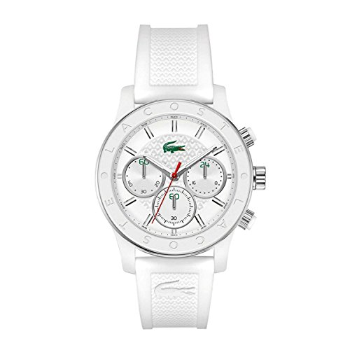 Lacoste Women's 2000800 - CHARLOTTE White Watch