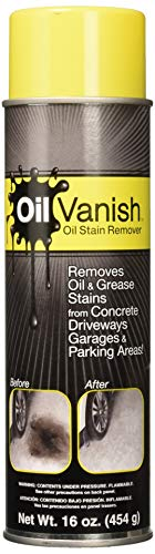 Oil Vanish 8005-020 16Oz Oil Stain Remover