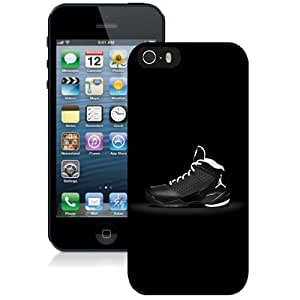 NEW Unique Custom Designed Case For HTC One M7 Cover Phone Case With Jordan Fly Wade Nike Shoe_Black Phone Case