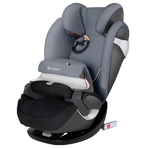 Cadeira Para Auto Pallas-M Fix, Cybex, Cinza, 9 a 36 kg